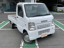 スズキ キャリイ 660 KCエアコン・パワステ 3方開 4WD 高低二段切替式4WD