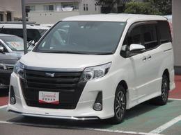 トヨタ ノア 2.0 Si WxB 4WD パワースライドドア/衝突防止装置/LED