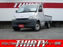 トヨタ タウンエーストラック 1.5 DX シングルジャストロー 三方開 ワンオーナー ETC CDプレーヤー エアコン