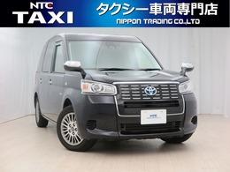 トヨタ JPN TAXI 1.5 たくみ LPGハイブリッド タクシー 衝突軽減LDA