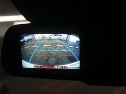 ★純正オプションの【インナーミラー】装備!バックカメラの映像が、ルームミラーに映し出されます★
