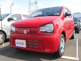 スズキ アルト 660 L スズキ セーフティ サポート装着車 走行5000km