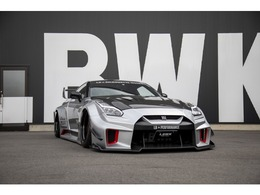日産 GT-R 3.8 プレミアムエディション 4WD LB-Silhouette WORKS リバティーウォーク