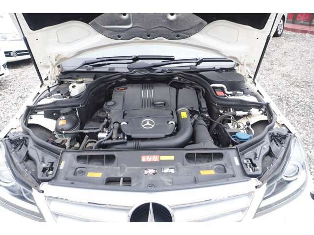 1800cc直列4気筒ターボエンジン
