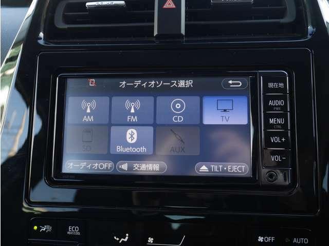 【 純正メモリナビ 】ワンセグTV/Bluetooth/CD
