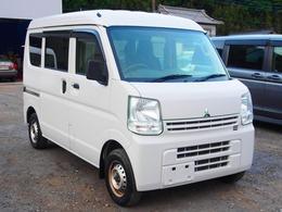 三菱 ミニキャブバン 660 G ハイルーフ 5AMT車 4WD ETC キーレス