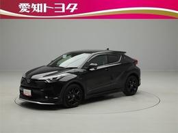 トヨタ C-HR ハイブリッド 1.8 G ナビ付き フルセグTV