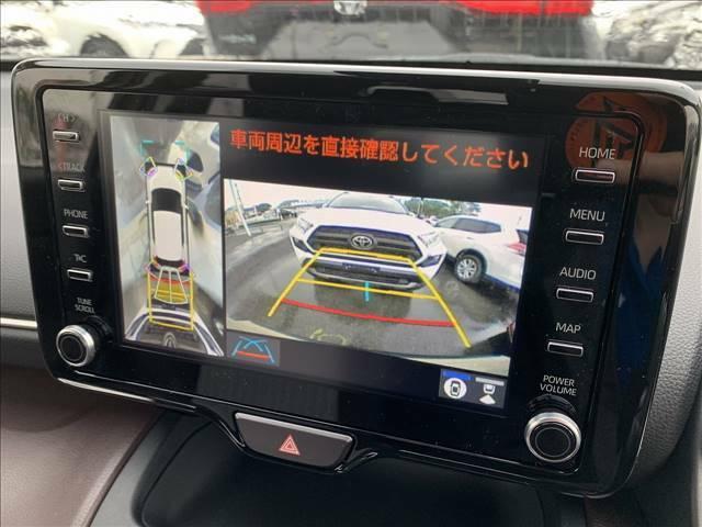 全方位カメラ装備☆駐車も安心です☆