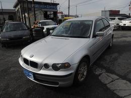 BMW 3シリーズコンパクト 316ti キーレス 純正アルミ 修復歴無