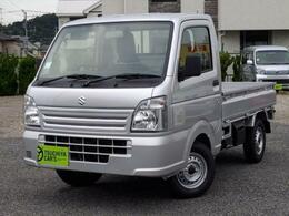 スズキ キャリイ 660 KCスペシャル 3方開 4WD 届出済未使用車