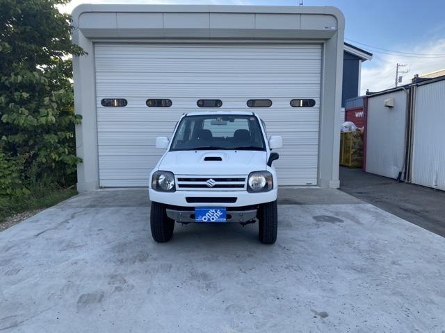H.22年 ジムニー XG 4WD入荷しました!!