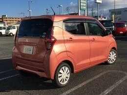 ボディカラーはコーラルピンクメタリック☆柔らかな色調がこの車によく似合います☆
