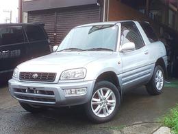 トヨタ RAV4 2.0 J 4WD 4WD 5MT スタッドレス有キーレス アルミ