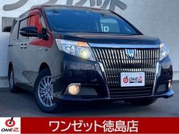 トヨタ エスクァイア 1.8 ハイブリッド Gi ワンオーナ両側電動 大画面9インチSDナビ