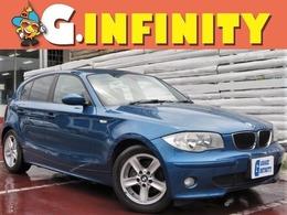 BMW 1シリーズ 120i /走行距離5.5Km/純正16アルミホイール/ETC