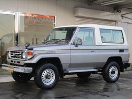 トヨタ ランドクルーザー70 4.2 LX FRPトップ ディーゼル 4WD 68400Km