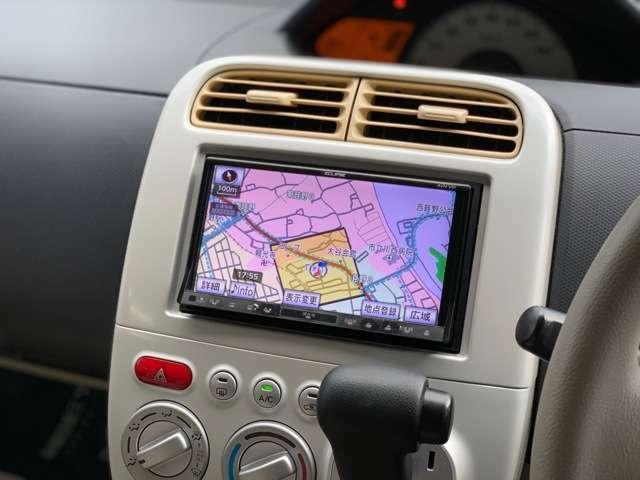 イクリプスSDナビ装着済み iPod iPhone接続可能