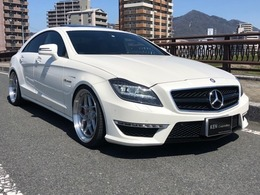 AMG CLSクラス CLS63 AMGパフォーマンスパッケージ