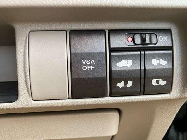 両側パワースライドドアです!!運転席からの操作も可能となっております!!