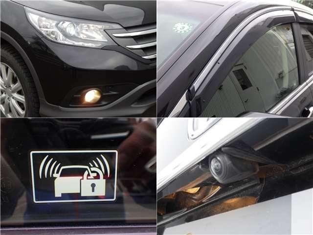 ■HIDヘッドライト搭載■エネルギー効率が良いため消費電力が少なく明るい!そして寿命も長いのがディスチャージヘッドライトの特徴です。
