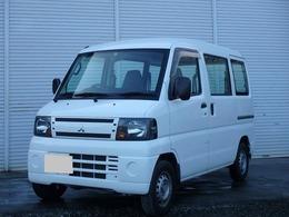 三菱 ミニキャブバン 660 CD ハイルーフ 5速MT エアコン パワステ