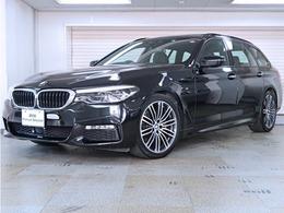 BMW 5シリーズツーリング 523i Mスポーツ 黒革 ハイラインP イノベーションP