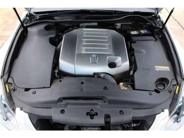 ◆3.5L 315馬力エンジン(カタログ値)◆タイミングチェーンの為、10万km毎の交換の必要はありません。