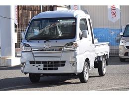 ダイハツ ハイゼットトラック 660 ジャンボ SAIIIt 3方開 届出済み未使用車LEDライトLEDフォグ付