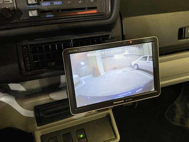 パナソニック2021年ナビTV&Bカメラ新品装着◎出来の良い3速ATは現在の交通事情でも軽快にキビキビと走る◎Fマクファーソンストラット&Rトーションビームでフロントはディスクブレーキ◎MAX160キロと公表!