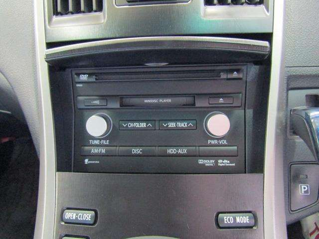 DVD再生もOKですよ!休憩中も退屈しませんね♪もちろんCD・ラジオも聴けますよ!