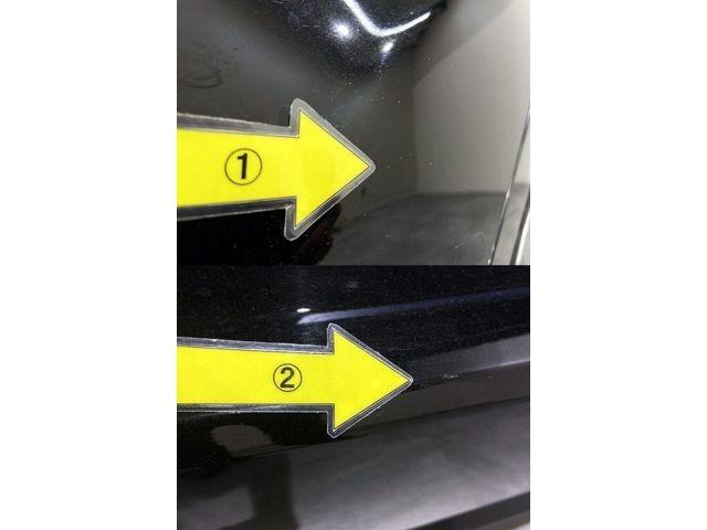 1、左Rドア 点キズ 2、Rバンパーキズ※掲載写真以外にも、年式や走行距離に応じた微細な傷がある場合がございます。予めご了承ください。