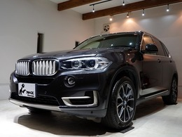 BMW X5 xドライブ 35d xライン 4WD ベージュ革 パノラマSR 19インチAW 純ナビ
