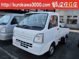 スズキ キャリイ 660 KCエアコン・パワステ 3方開 4WD 5MT・届出済未使用車