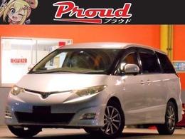 トヨタ エスティマ 2.4 アエラス Gエディション /両側電動/HDDナビ/Bカメ/ETC/スマキー/AW