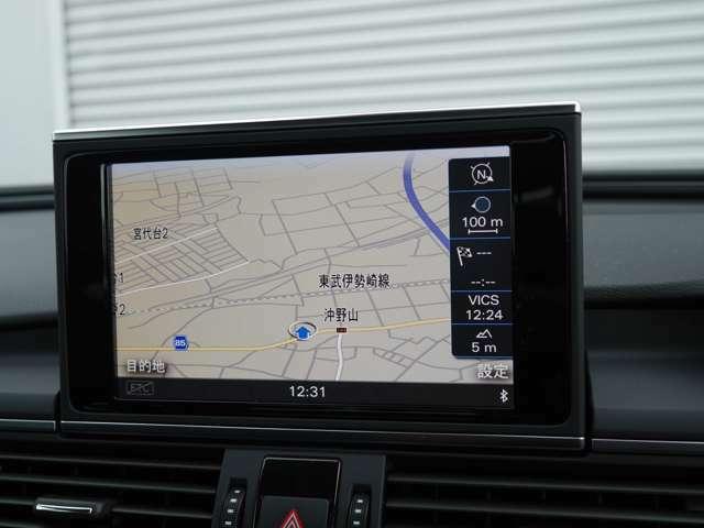 純正HDDナビゲーションになります。(CD/DVD/ラジオ/地デジ/ミュージックサーバー/Bluetooth)