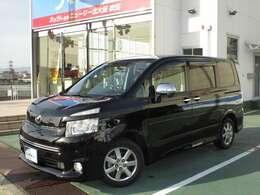 ヴォクシー特別仕様車☆外装ブラックです。