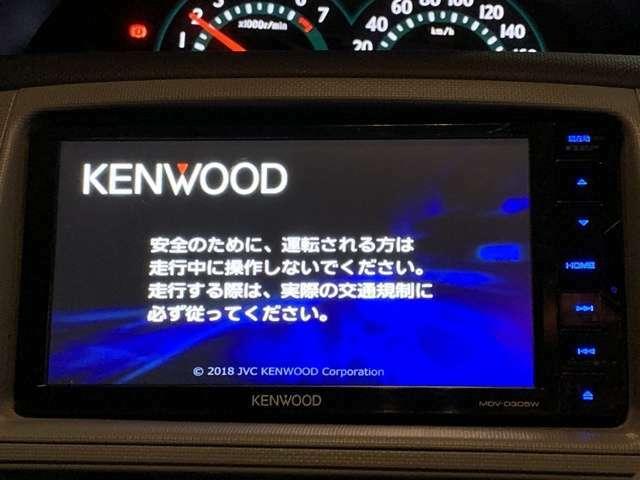 「カーナビ」 ナビ付きで知らない土地のドライブも安心!CD、DVD、TVも楽しめます♪
