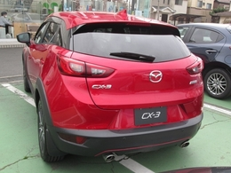平成29年CX-3当社 当店下取り 素性 履歴明解 自社厳選中古車