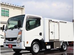 日産 アトラス 冷蔵冷凍車 -20℃・アルナ箱・低屋根・1.5トン