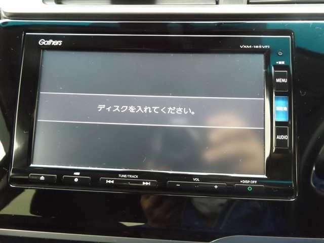 純正メモリーナビ VXM-185VFi Bluetooth フルセグTV CD DVD