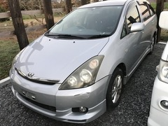 トヨタ ウィッシュ の中古車 1.8 X 茨城県つくば市 5.0万円