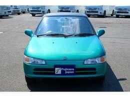 ビート 800台限定モデルのバージョンFです☆専用色のアズテックグリーンパール♪