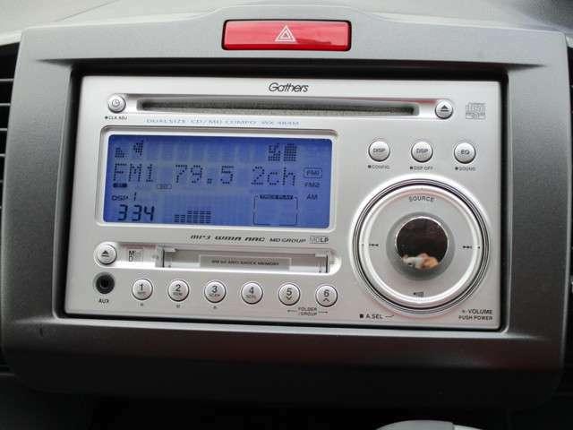 純正CDチューナー  WX-484C