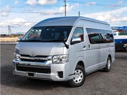 トヨタ ハイエース 2.7 グランドキャビン 4WD トヨタセーフティセンス リアヒーター