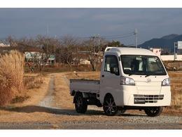 ダイハツ ハイゼットトラック 660 ハイルーフ 3方開 4WD ワンオーナー 純ナビ キーレス 電動窓