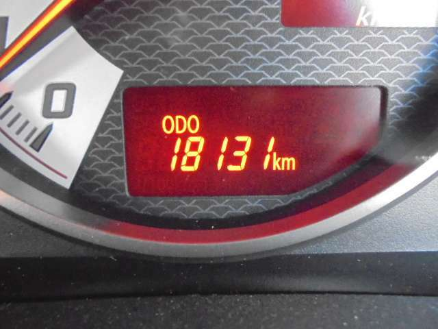 走行18131kmです♪