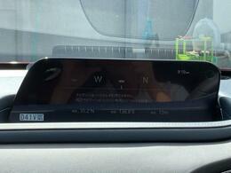 マツダコネクトの8.8インチワイドセンターディスプレイです。『Android Auto』『Apple CarPlay』や独自のコネクテッドサービスに対応したインターフェイスシステムです。ナビを利用する