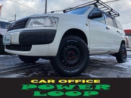 トヨタ プロボックスバン 1.5 DXコンフォートパッケージ 4WD 2リフトUP 新マットT 新ルーフキャリア