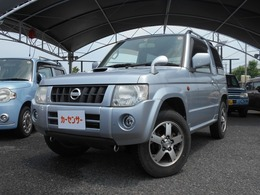 日産 キックス 660 RX 4WD ナビ