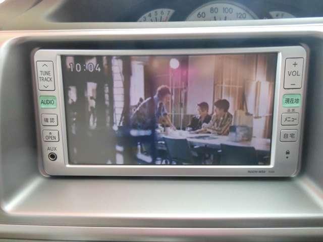 ワンセグDTVは良く映ります!